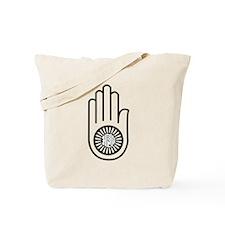 Ahimsa Tote Bag
