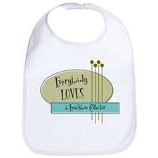 Everybody Loves a Lunchbox Collector Bib
