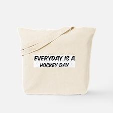 Hockey everyday Tote Bag