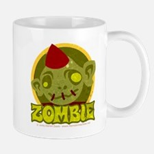 Zombie Todd Mug