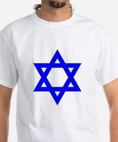 Star of David Blue Shirt