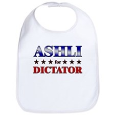 ASHLI for dictator Bib