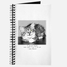 Insincere Cat-and-Quote Journal