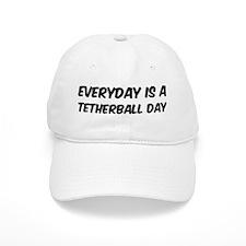 Tetherball everyday Baseball Cap