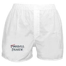 Foosball Fanatic Boxer Shorts