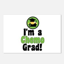 I'm a Chemo Grad Postcards (Package of 8)