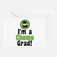 I'm a Chemo Grad Greeting Cards (Pk of 10)