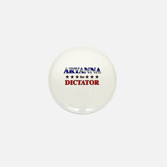 ARYANNA for dictator Mini Button