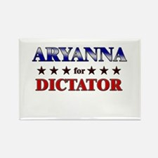 ARYANNA for dictator Rectangle Magnet