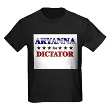 ARYANNA for dictator T