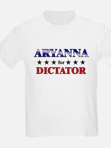 ARYANNA for dictator T-Shirt