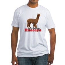 It's all about the Huacaya (a Shirt
