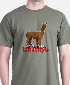 It's all about the Huacaya (a T-Shirt