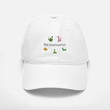 Natalieosaurus Baseball Baseball Cap
