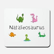 Natalieosaurus Mousepad