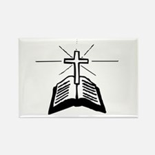 Bible Rectangle Magnet