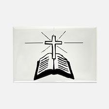 Bible Rectangle Magnet