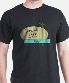Everybody Loves a Lawyer T-Shirt