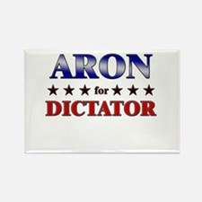 ARON for dictator Rectangle Magnet