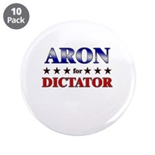 "ARON for dictator 3.5"" Button (10 pack)"