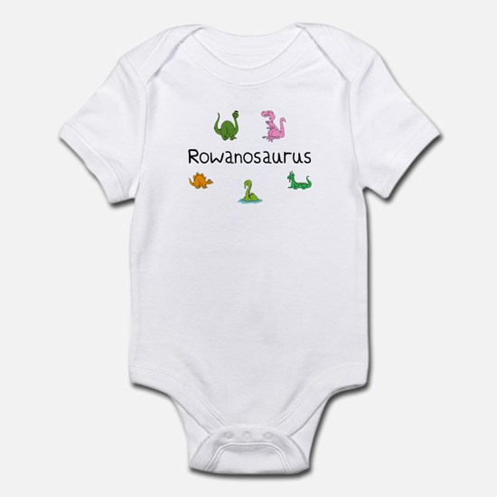 Rowanosaurus Infant Bodysuit