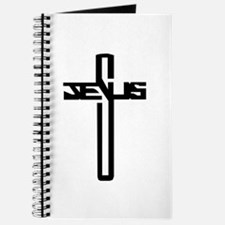 Jesus Cross Journal
