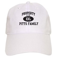 Property of Pitts Family Baseball Cap