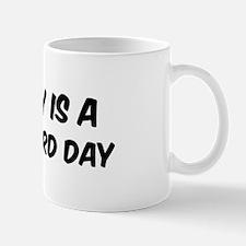 Shuffleboard everyday Mug