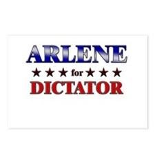 ARLENE for dictator Postcards (Package of 8)