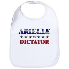 ARIELLE for dictator Bib