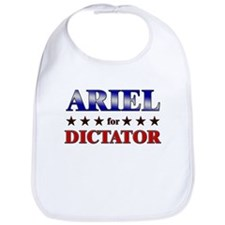 ARIEL for dictator Bib