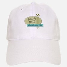 Everybody Loves a Juvenile Corrections Officer Baseball Baseball Cap