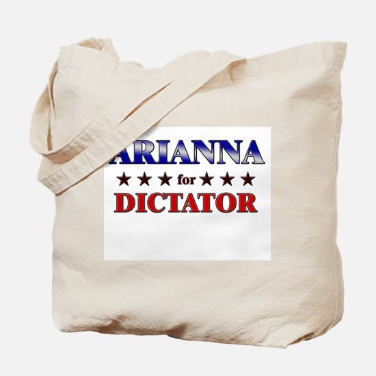 ARIANNA for dictator Tote Bag