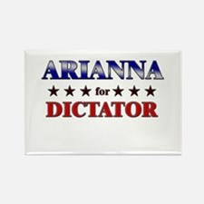 ARIANNA for dictator Rectangle Magnet