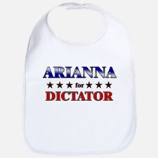 ARIANNA for dictator Bib