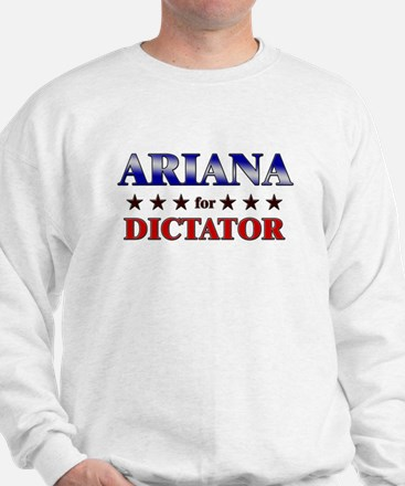 ARIANA for dictator Jumper