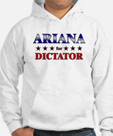 ARIANA for dictator Jumper Hoody
