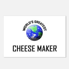 World's Greatest CHEESE MAKER Postcards (Package o