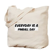 Pinball everyday Tote Bag