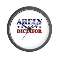 ARELY for dictator Wall Clock