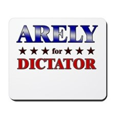 ARELY for dictator Mousepad