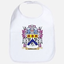 Wrigley Coat of Arms - Family Crest Bib