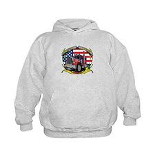 American Trucker Hoodie