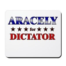 ARACELY for dictator Mousepad