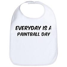 Paintball everyday Bib