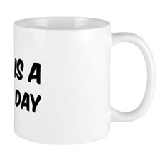 Paddleball everyday Mug