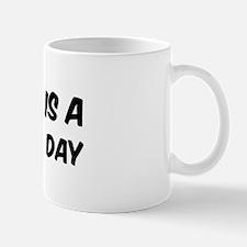 Paddleball everyday Mug