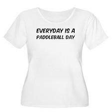 Paddleball everyday T-Shirt