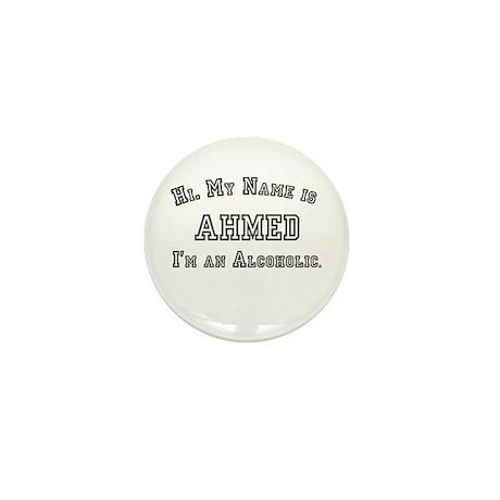 Ahmed Mini Button