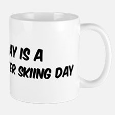 Barefoot Water Skiing everyda Mug